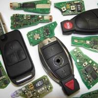 Плата автомобильного ключа