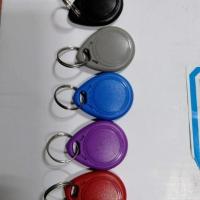 """Брелок-заготовка RFID Т5577 ABS для копирования бесконтактных брелоков,карт, метка """"Н"""" в 4-х цветах"""