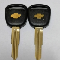 Ключ DAE4DP1_DW1RP140_DWO5RAP_DW1LAP CHEVROLET  пл. лого.зол.(C-097) (без площадки от головы)