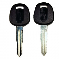 Ключ DAE3P1_DW2P_DWO4TE_DW2 CHEVROLET пл лого удлин.гол. (D-299b)