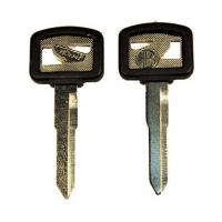 Ключ HOND20P_HD39P/HD39P22_HON42P_x Honda moto (D-254b)