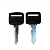 Ключ Hond-4i.P  пластик (левый)  (D-117a)