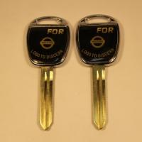 Ключ NISSAN DAT15P_NS8P92/NS8P122_NSN14CP_DA34P стекло лого (C-031b)