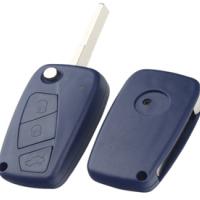Fiat SIP22  корпус выкидного ключа 3 кнопки