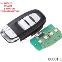 Ключ Audi QS 3кн 315MHz