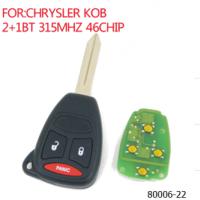 CHRYSLER KOB 2+1кн 315Mhz 46chip