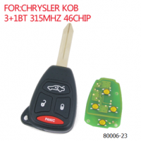 CHRYSLER KOB 3+1кн  315Mhz 46chip