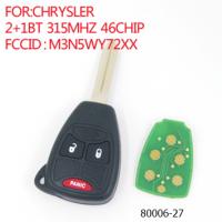 CHRYSLER 2+1кн 315Mhz 46chip