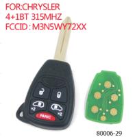 CHRYSLER 4+1кн 315Mhz