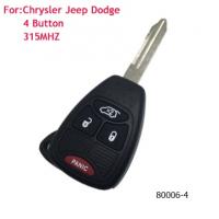 CHRYSLER JEEP DODGE 4кн 315Mhz