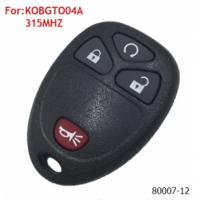 CHEVROLET KOB GTO 04A 315Mhz
