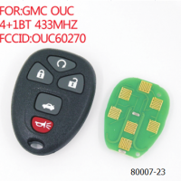 CHEVROLET GMC OUC 4+1кн 433Mhz
