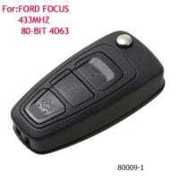 FORD FOCUS 433Mhz 80-BIT