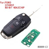 FORD 315Mhz 80-BIT 4D63chip (2)