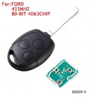 FORD 433Mhz 80-BIT 4D63chip