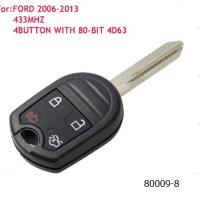 FORD 4кн 2006-2013гг 433Mhz 80-BIT 4D63