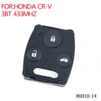 Ключ HONDA CR-V 3кн 433Mhz