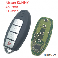 NISSAN SUNNY 3кн 315Mhz (2)
