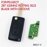 PEUGEOT 2кн 433Mhz PCF7941 0523