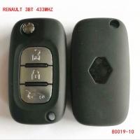 Ключ RENAULT 433MHZ 3 кнопки