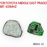 TOYOTA MIDDLE EAST PRASO 4кн 433Mhz