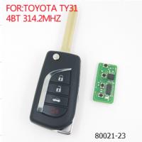 TOYOTA TY31 4кн 314.2Mhz