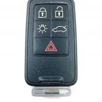 Ключ VOLVO 4+1  S60, S80, V40, XC60 с 2006г.в.