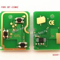 Плата FORD 3кн 433Mhz (ключи 80009-3, 80009-4)