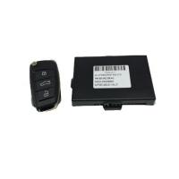 Дистанционный ключ с системой входа Keyless для AUDI A6 A6L Q7 2005-2010. Поддержка 315/433/868 МГц