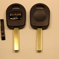 Ключ MAN (B-140) стекло лого