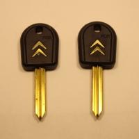 Ключ CITROEN (C-102) лого золото