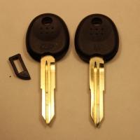 Ключ с местом под чип HYUNDAI (B-087b)