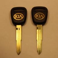 Ключ KIA (C-104) лого золото