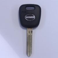 Ключ NISSAN DAT15P_NS8P92/NS8P122_NSN14CP_DA34P лого. серебро (JP-C-007b)