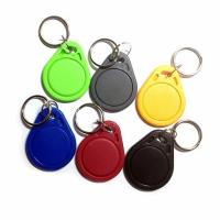 Брелок-заготовка RFID T5577 ABS для копирования бесконтактных брелоков,карт, цветные