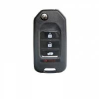 Ключ серии NB-10-XTT-7961 в стиле HONDA  от KEYDIY для KD900/KD200 со встроенным чипом